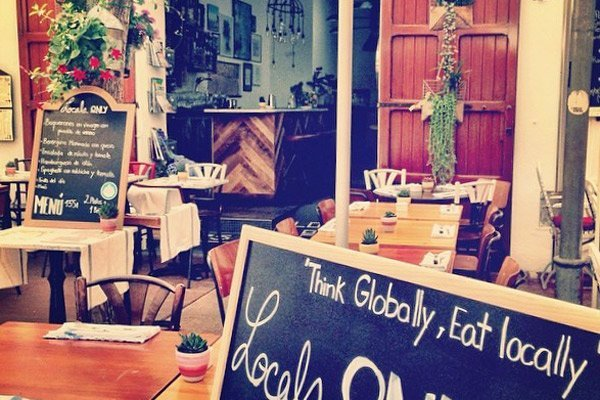 Locals Only Winter Dining in Ibiza