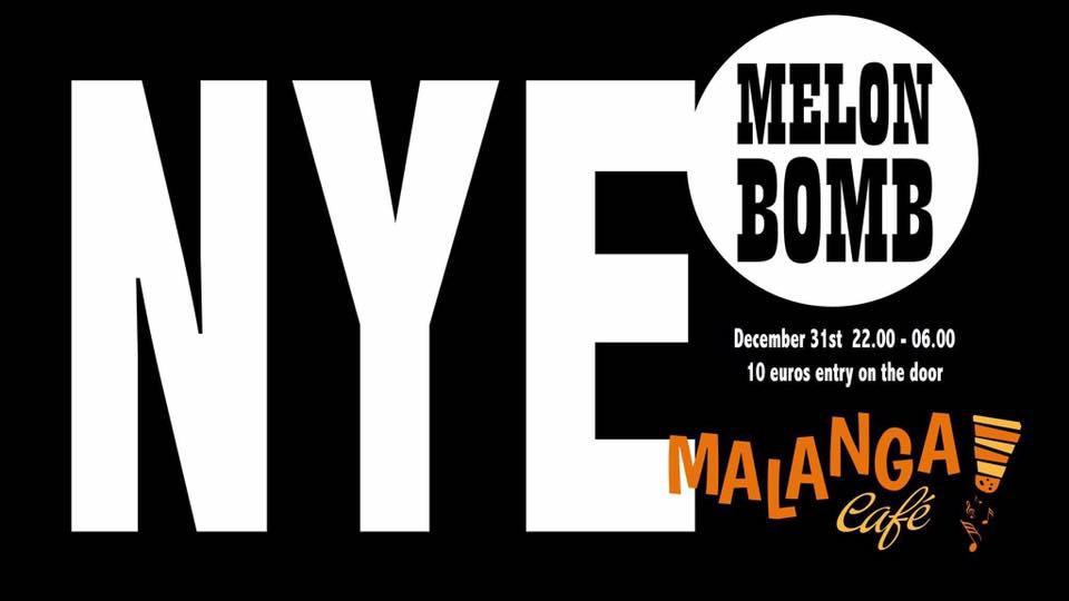 2 Melon Bomb NYE Ibiza