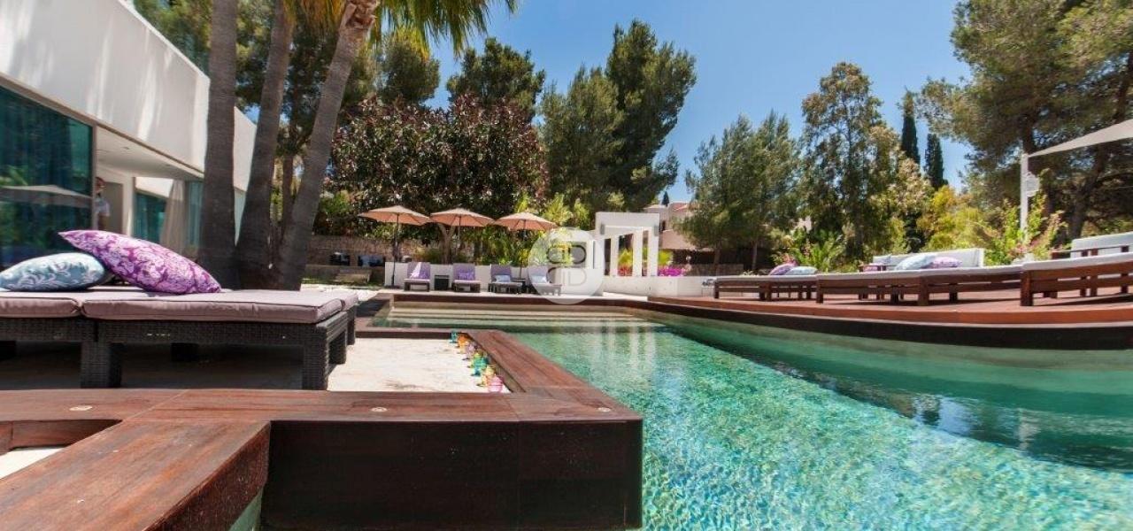 6 Bedrooms, Villa, For Rent, 7 Bathrooms, Listing ID undefined, Roca Llisa, Ibiza,