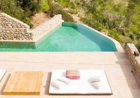 5 Bedrooms, Villa, For Rent, 6 Bathrooms, Listing ID undefined, Roca Llisa, Ibiza,