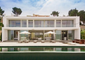 7 Bedrooms, Villa, For Rent, 6 Bathrooms, Listing ID undefined, Ibiza,
