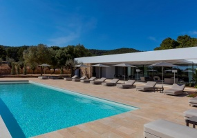 6 Bedrooms, Villa, For Rent, 7 Bathrooms, Listing ID undefined, Jesus, Ibiza,
