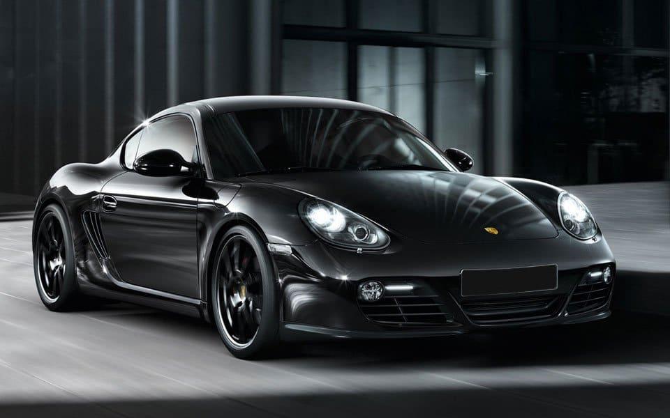 Porsche-cayman-s