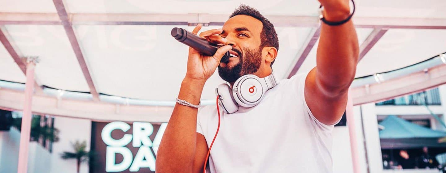 Ibiza Closing Parties 2017 Craig David
