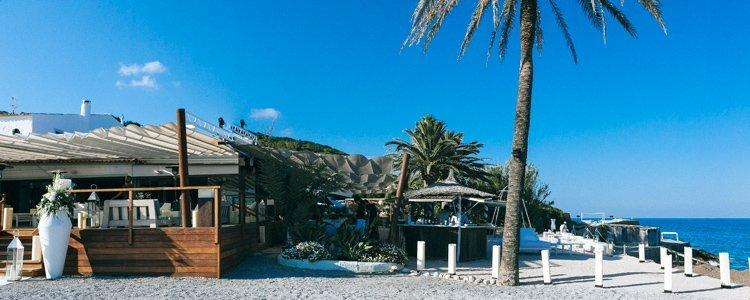 La Escollera Winter Dining in Ibiza
