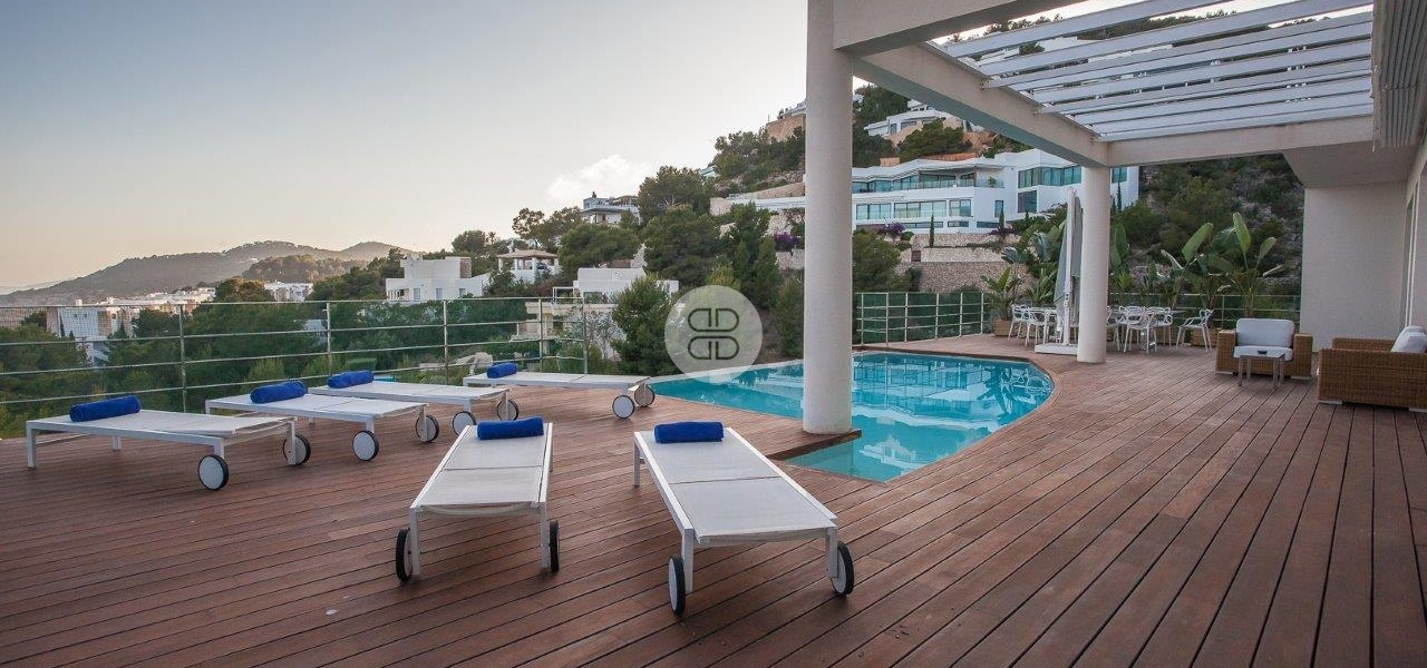 6 Bedrooms, Villa, For Rent, 6 Bathrooms, Listing ID undefined, Roca Llisa, Roca Llisa, Ibiza,