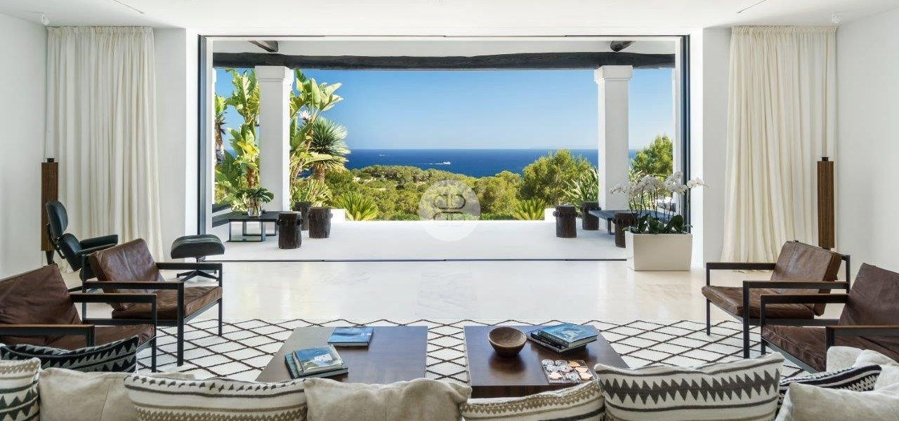 6 Bedrooms, Villa, For Rent, 5 Bathrooms, Listing ID undefined, Cap Martinet, Ibiza,