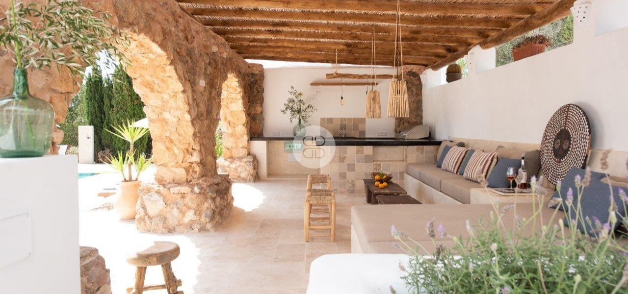 5 Bedrooms, Villa, For Rent, 3 Bathrooms, Listing ID undefined, Santa Gertrudis, Ibiza,